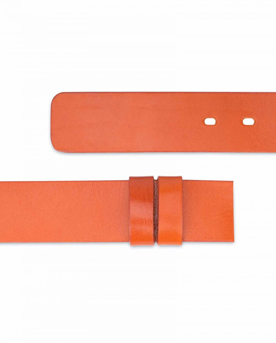 Wide-Belt-No-Buckle-Brown-Veg-Tan-Leather-Smooth