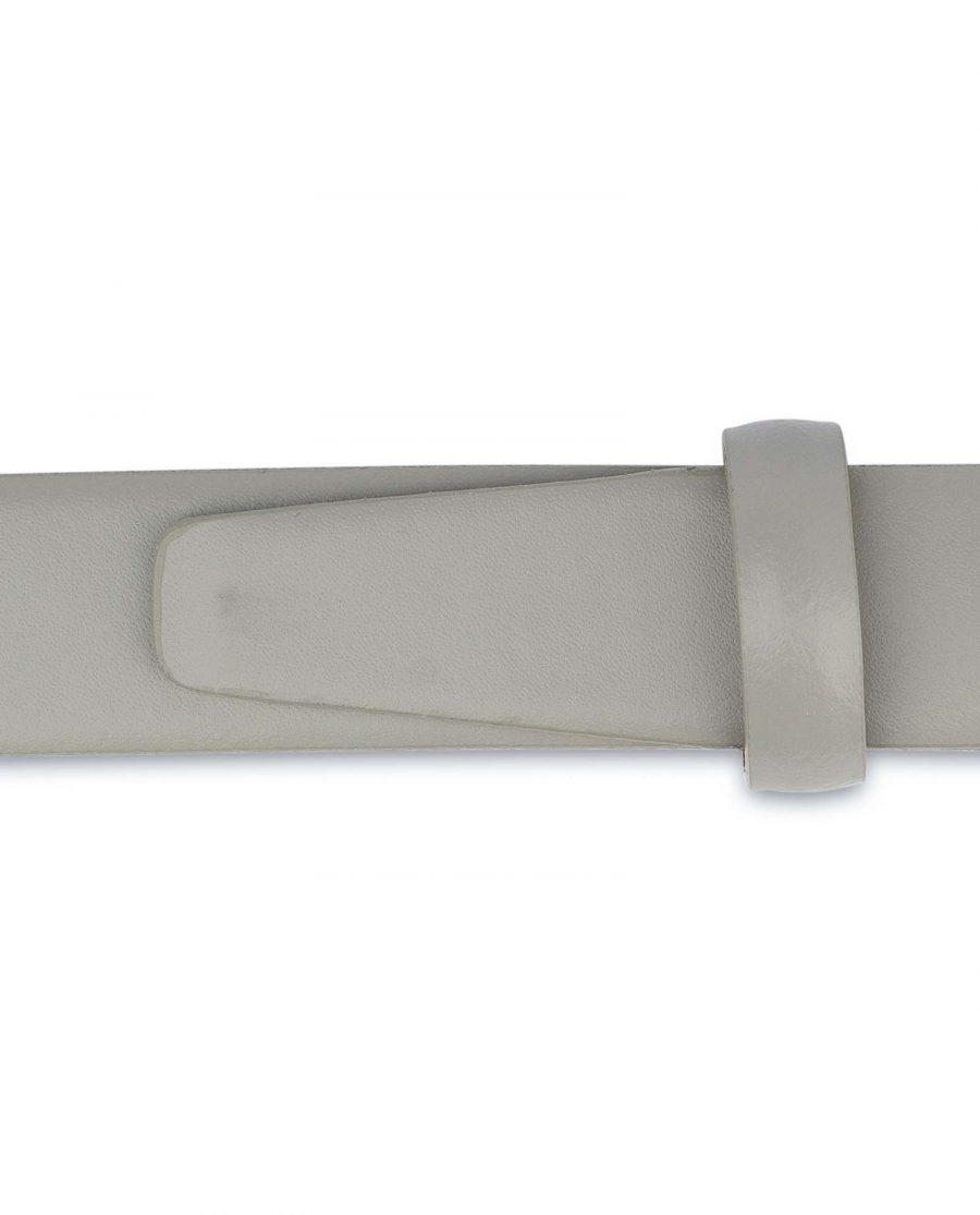 1-inch-Gray-Belt-Mens-Designer-Loop