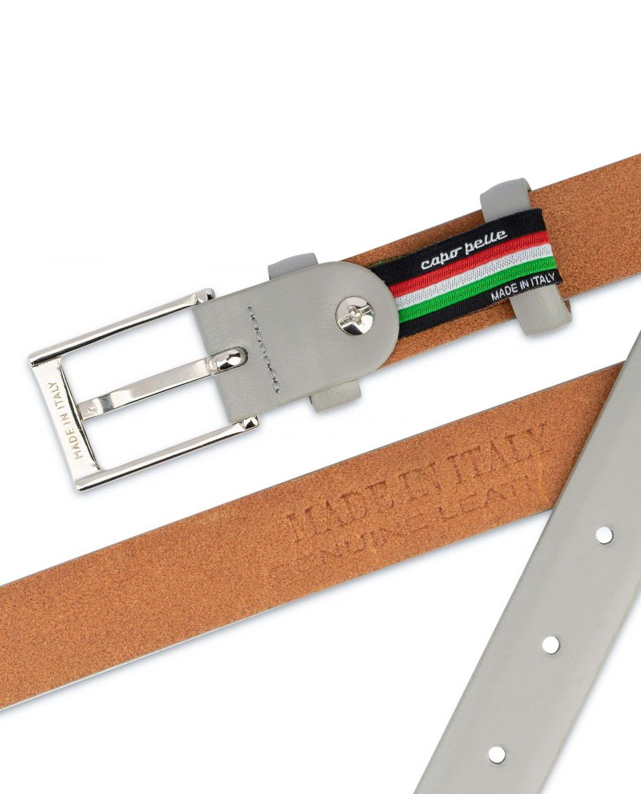 1-inch-Gray-Belt-Mens-Designer-Made-in-Italy
