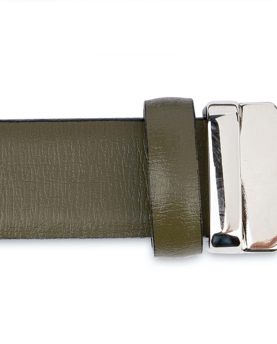 Olive-Green-Belt-For-Dresses-1-inch-Leather-Quality