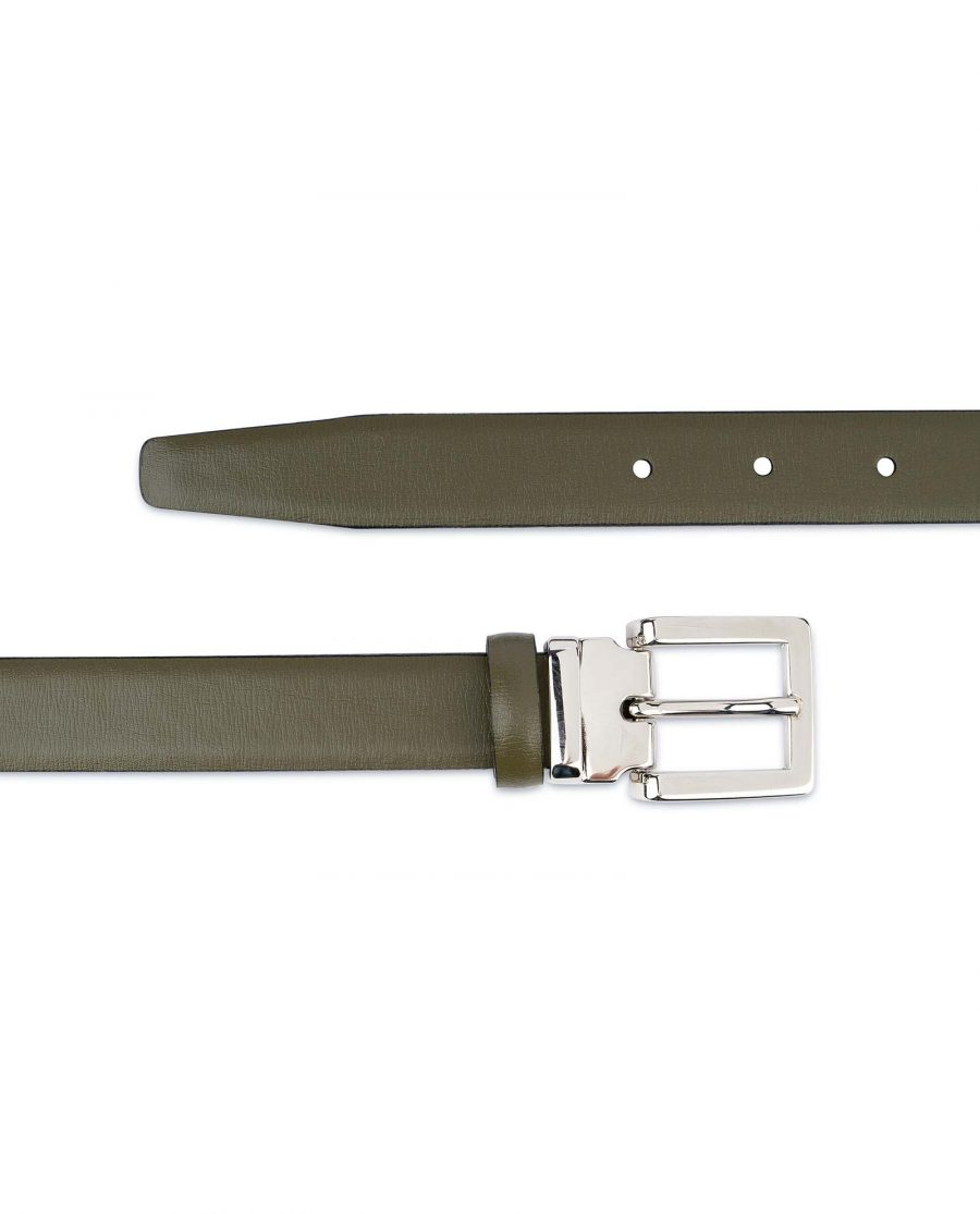 Olive-Green-Belt-For-Dresses-1-inch-Leather-Womens