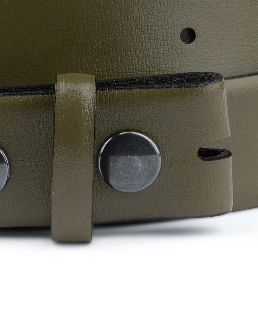 Olive-Green-Belt-no-Buckle-35-mm-Attachment