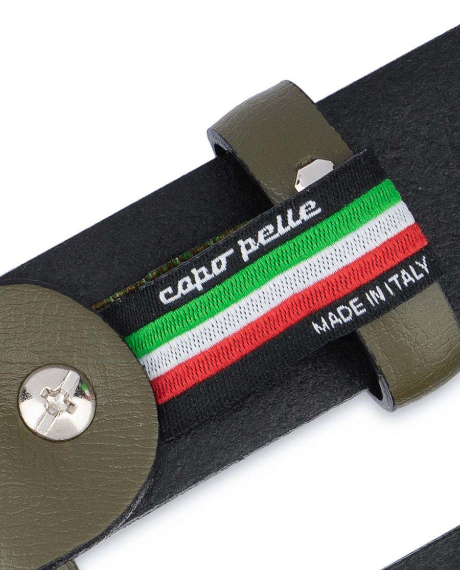 Olive-Green-Leather-Belt-Mens-1-1-8-inch