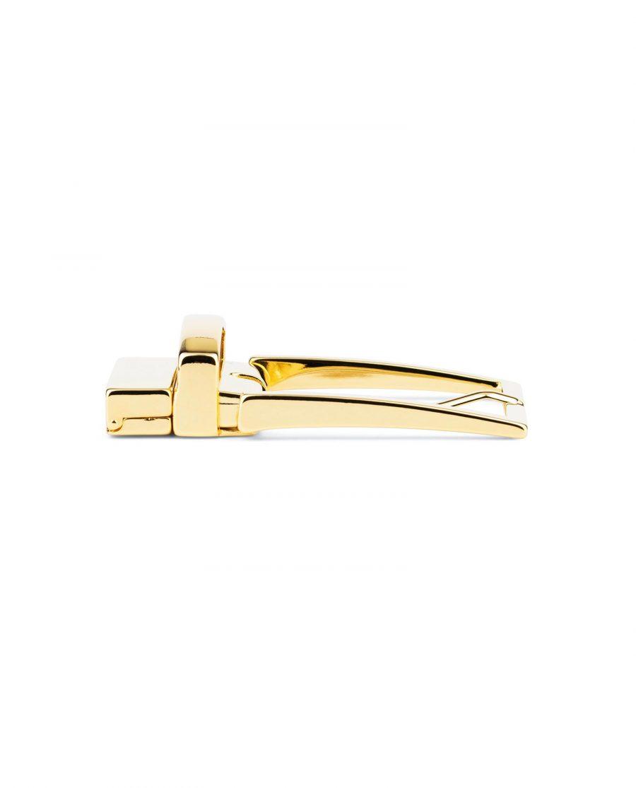 Reversible Gold Belt Buckle For Men 1 3 8 inch For black belt