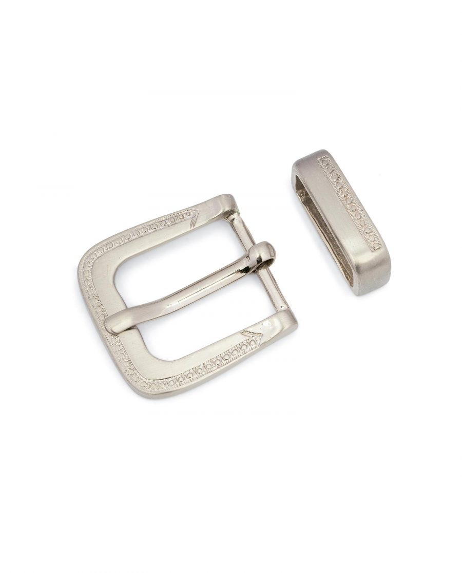 Cowgirl Belt Buckle Two Piece Set 1