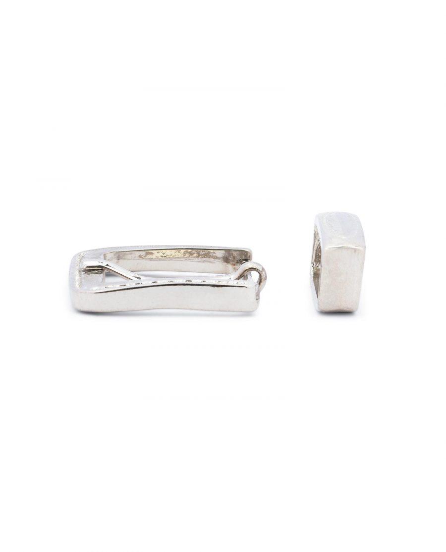 Western Nickel Silver Belt Buckle for Women 3