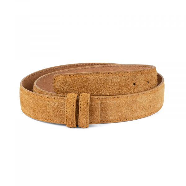 Camel Color Belt Strap 35 mm 1