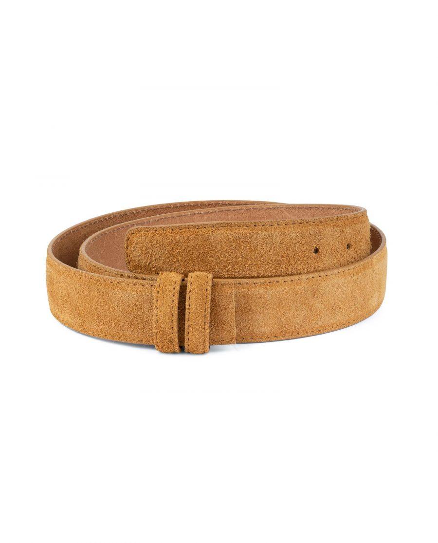 Camel Color Belt Strap 35 mm 1