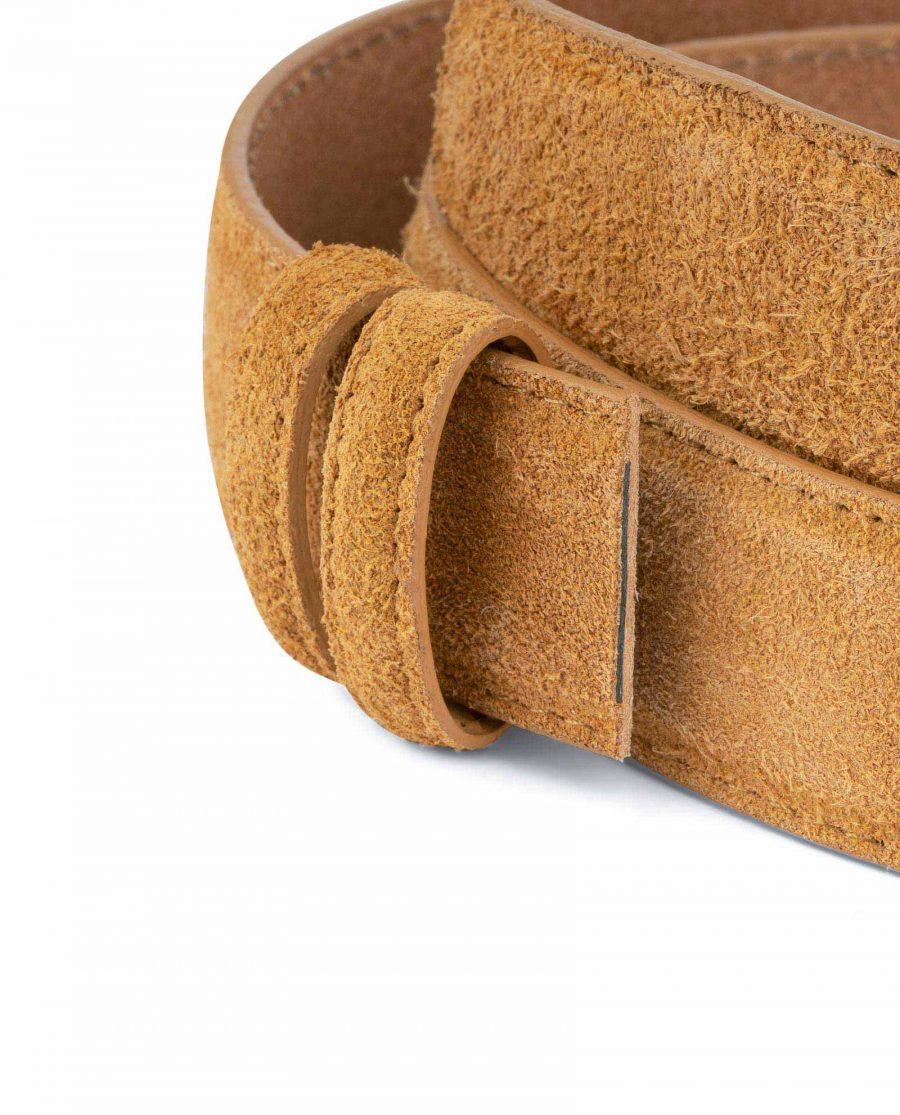 Camel Color Belt Strap 35 mm 2