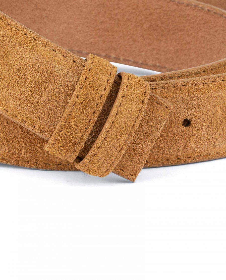 Camel Color Belt Strap 35 mm 3