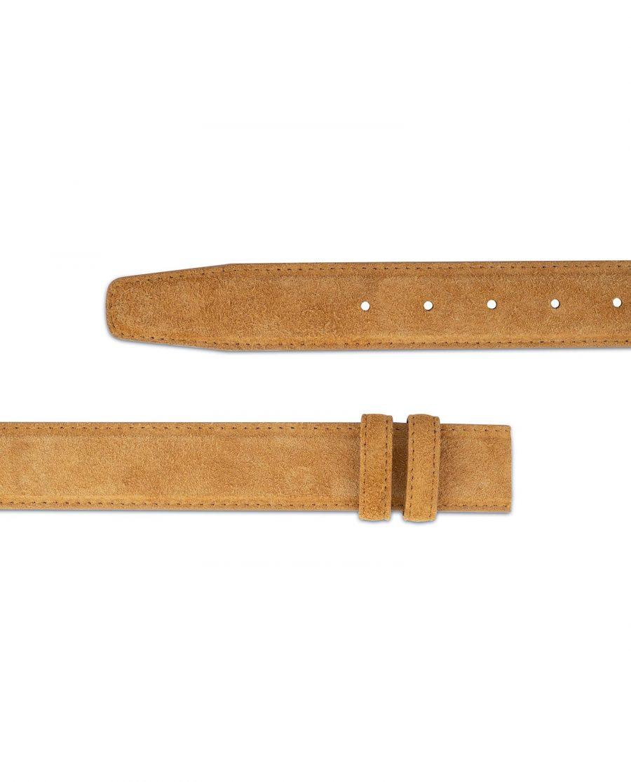 Camel Color Belt Strap 35 mm 4
