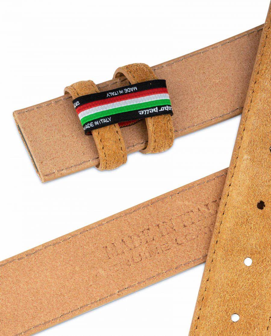 Camel Color Belt Strap 35 mm 5