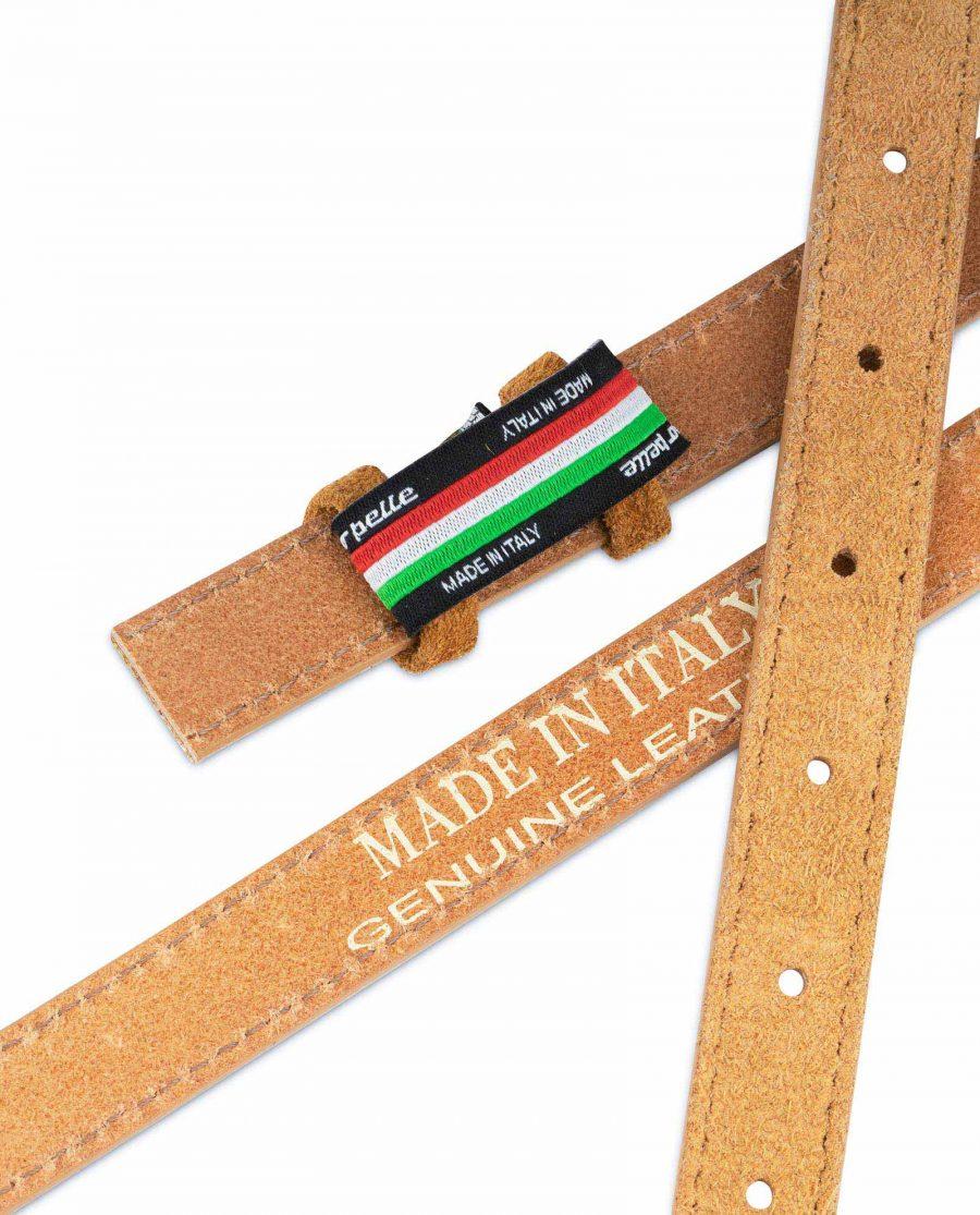 Camel Color Replacement Belt Strap 20 mm 3