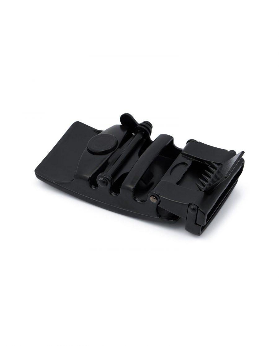 Black Click Belt Buckle 3