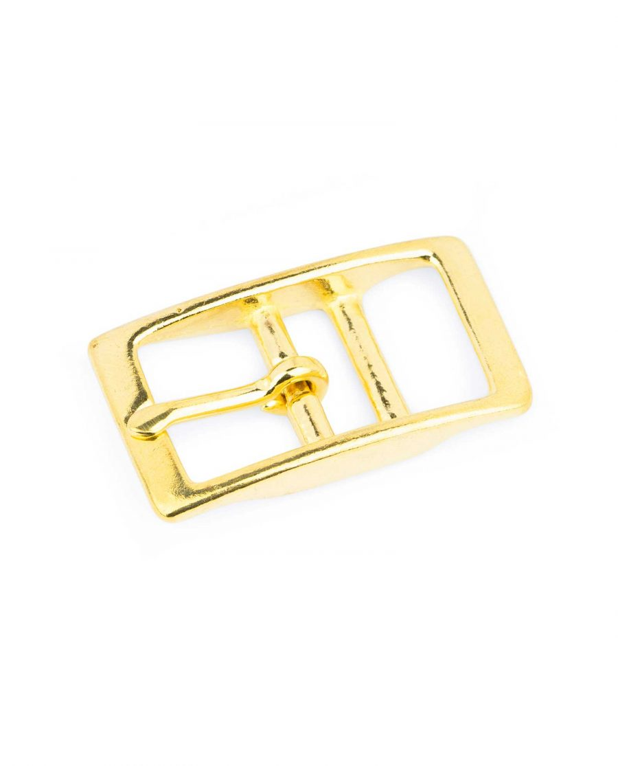 Brass Belt Buckle Center Bar 20 Mm 1