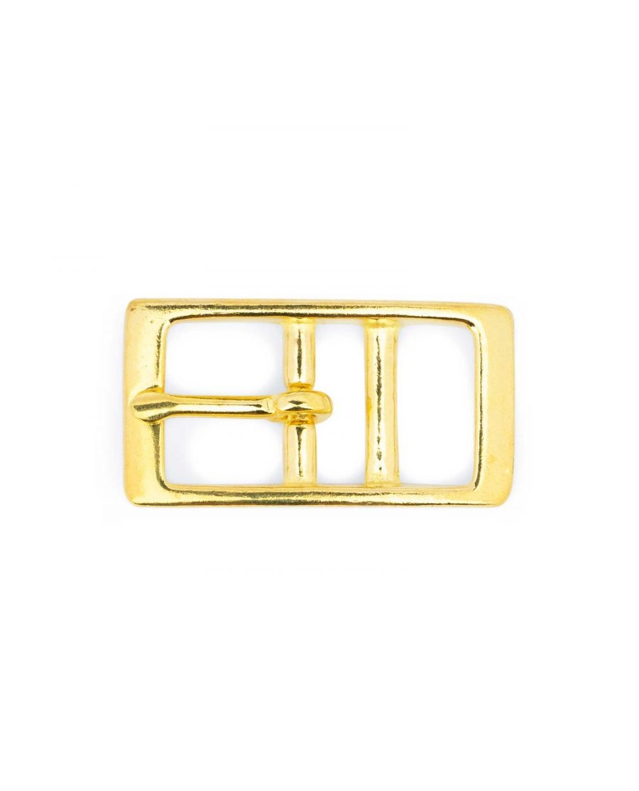 Brass Belt Buckle Center Bar 20 Mm 5