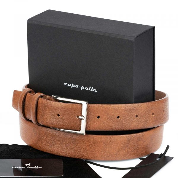Good Gifts For Dad Light Brown Mens Belt