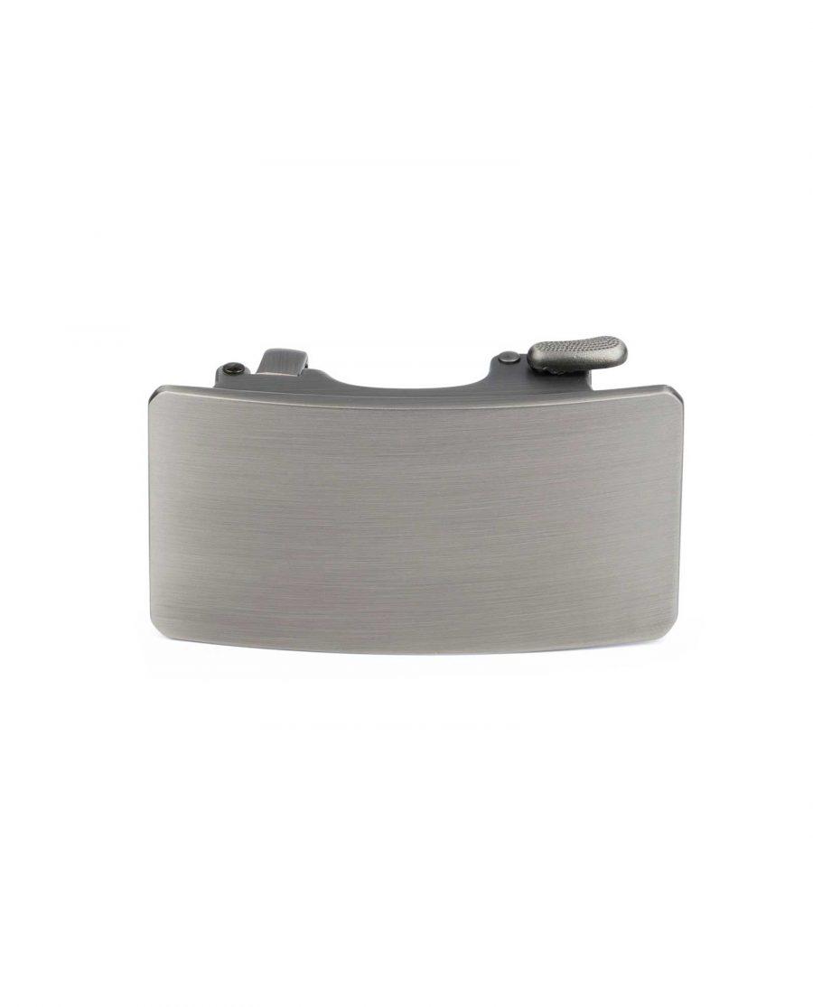 Gunmetal Automatic Belt Buckle 2