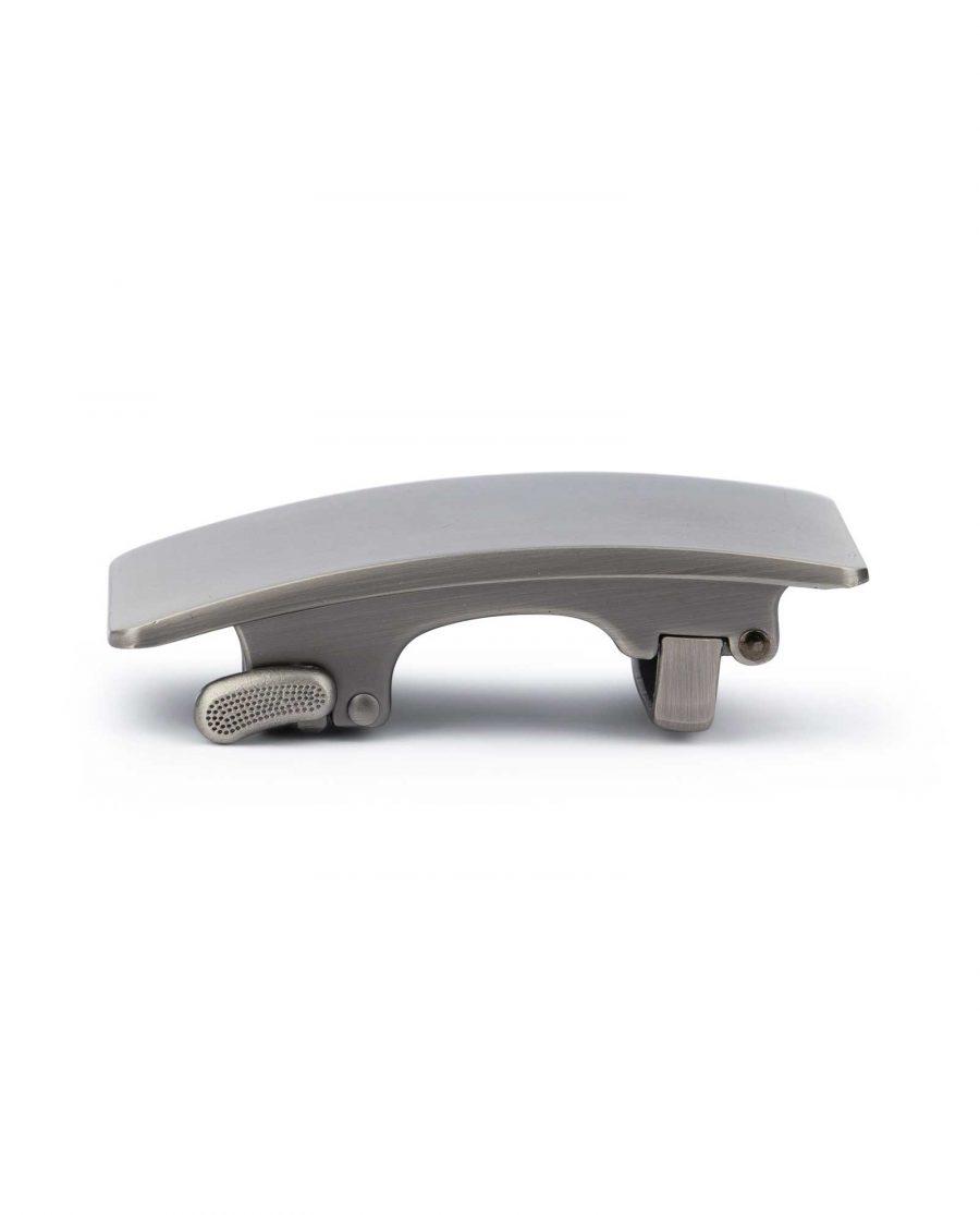 Gunmetal Automatic Belt Buckle 3
