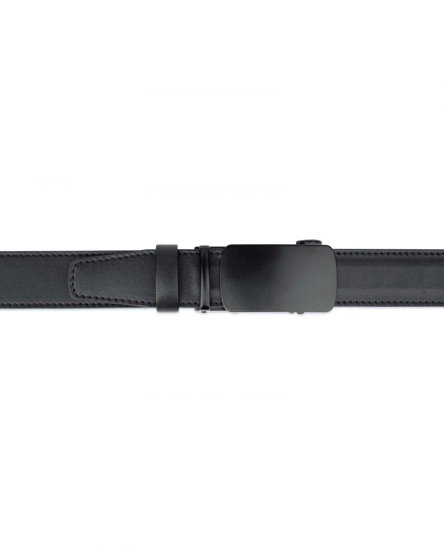 Mens Slide Belt With Black Buckle 2