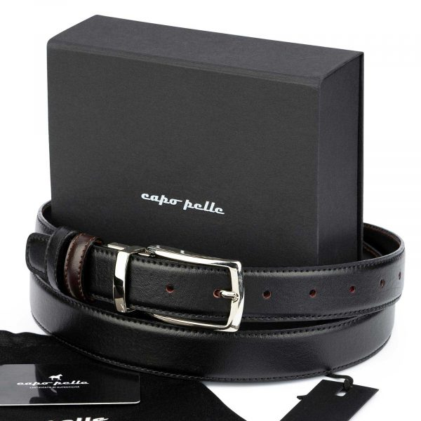 Practical Gifts For Men Reversible Leather Belt