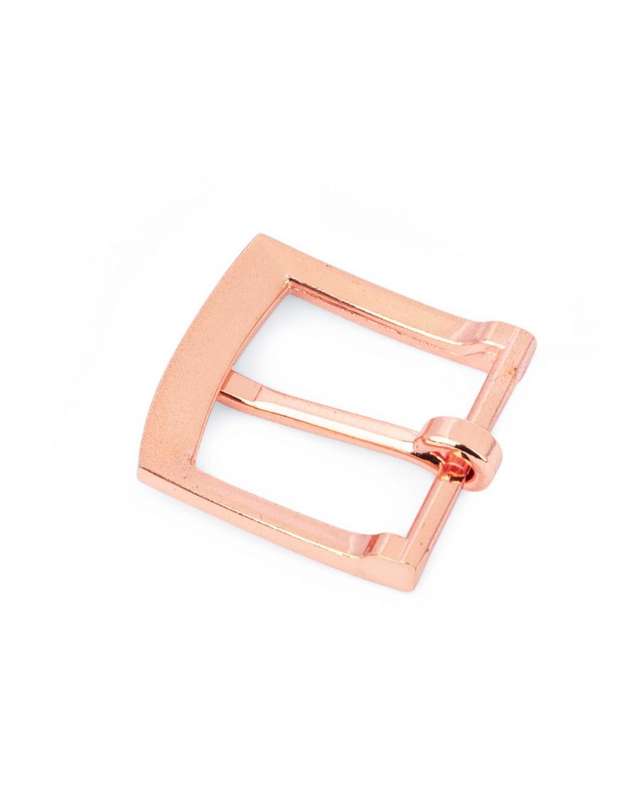 Rose Gold Belt Buckle Classic 25 mm 2