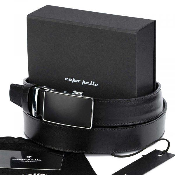 Unique Brothers Gift Black Comfort Click Belt