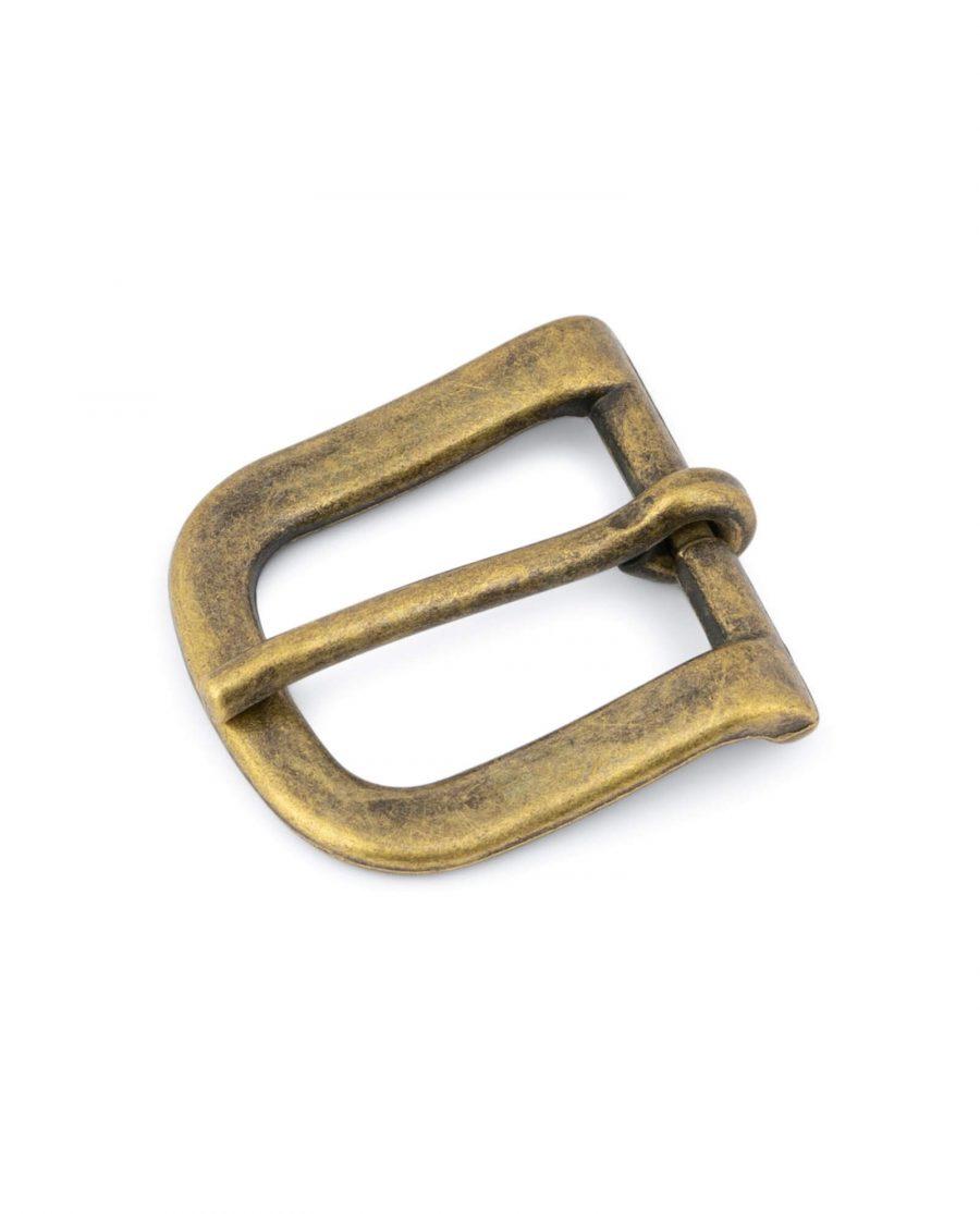 Antique Brass Belt Buckle 20 Mm 1