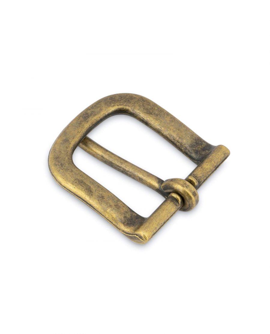 Antique Brass Belt Buckle 20 Mm 3