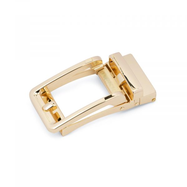 Automatic Gold Belt Buckle 1