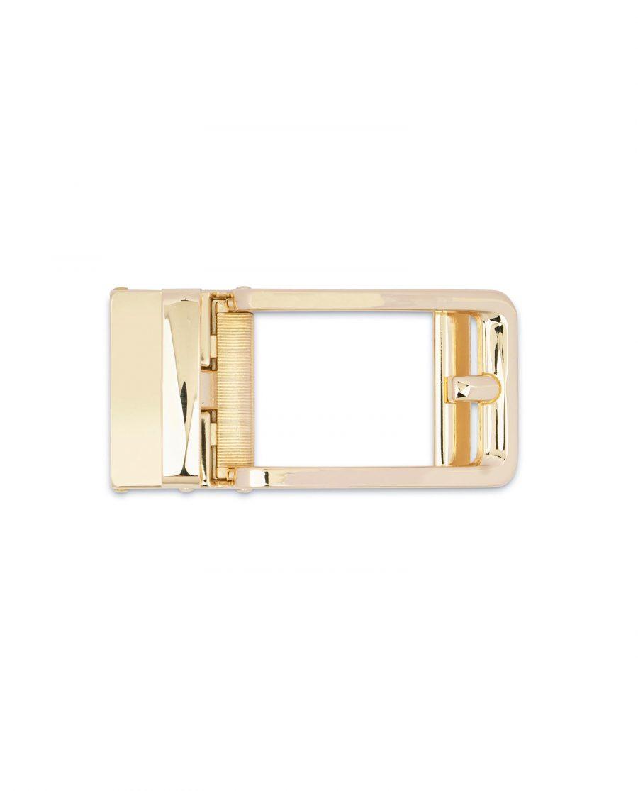 Automatic Gold Belt Buckle 3