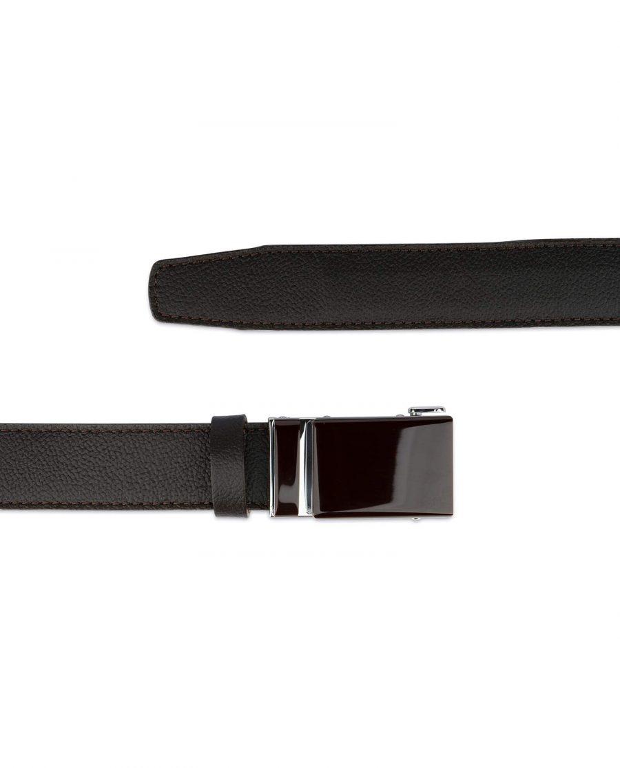 Comfort Click Belt With Brown Buckle 2
