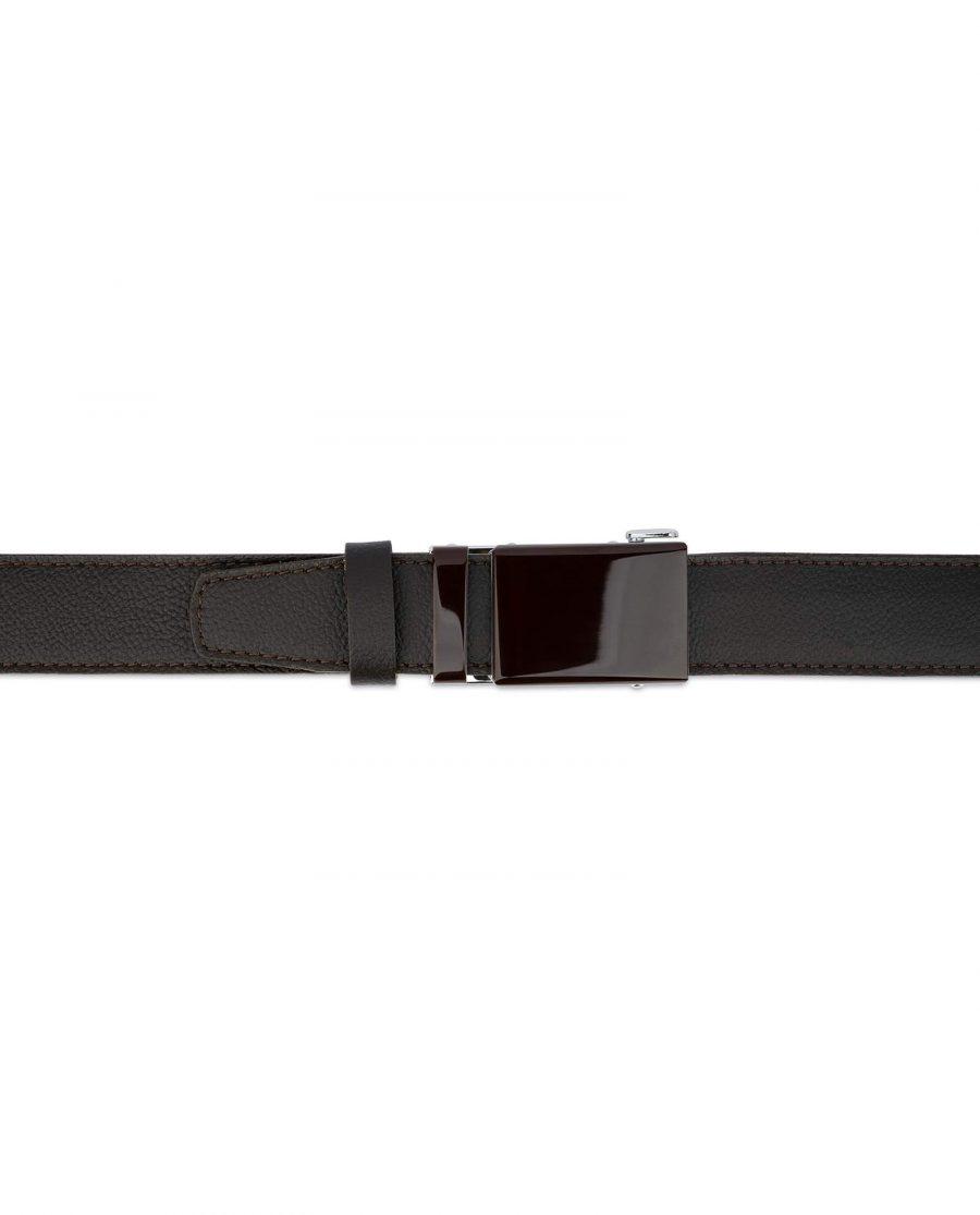 Comfort Click Belt With Brown Buckle 3