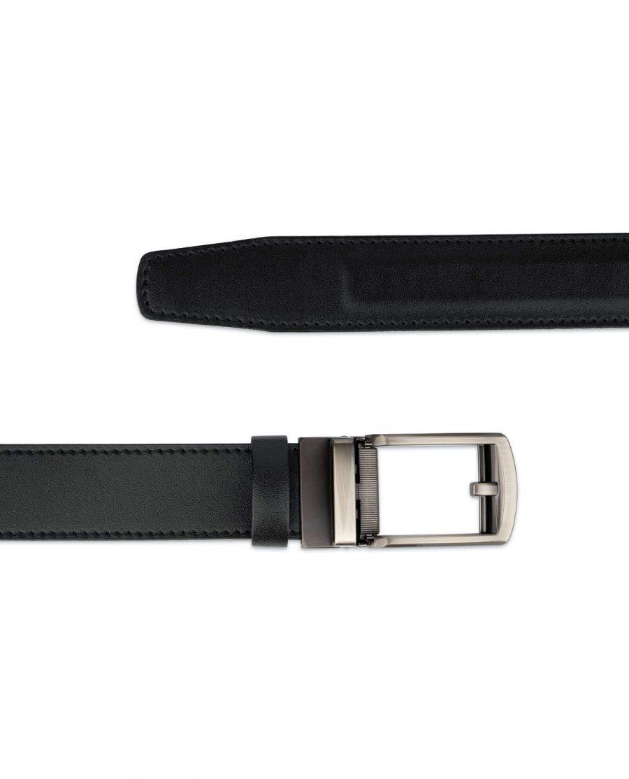 Mens Ratchet Belt With Classic Buckle 2