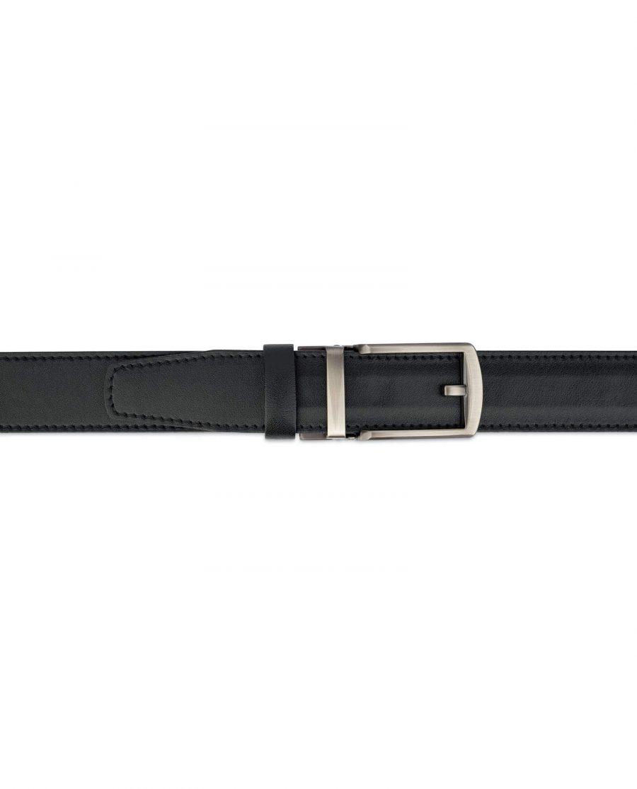 Mens Ratchet Belt With Classic Buckle 3