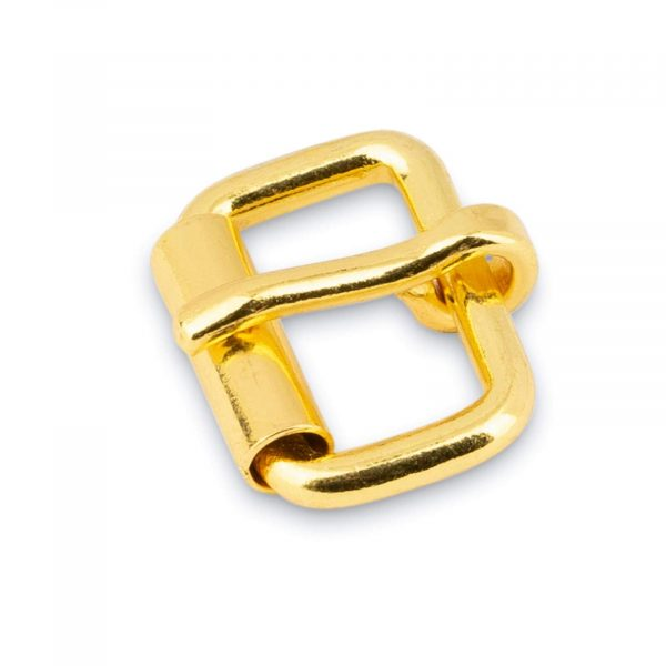 Roller Brass Belt Buckle 16 Mm 1