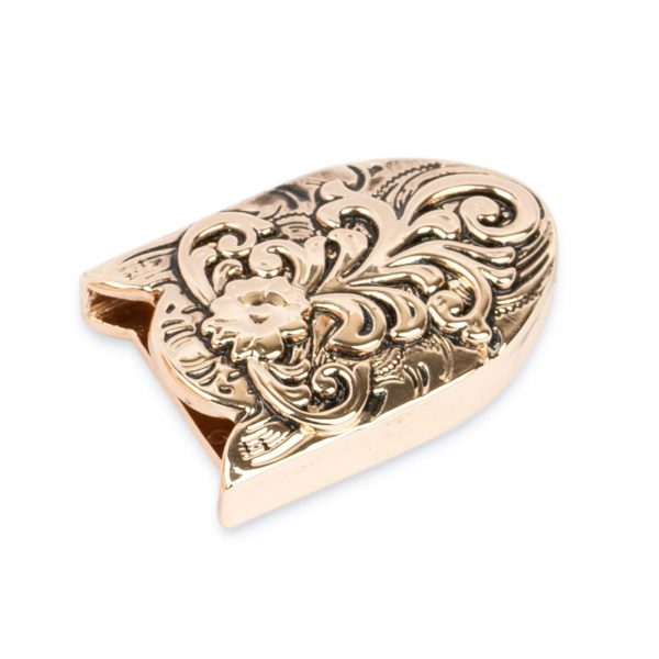 western belt tips rose gold metal TIWE25ROGD 1