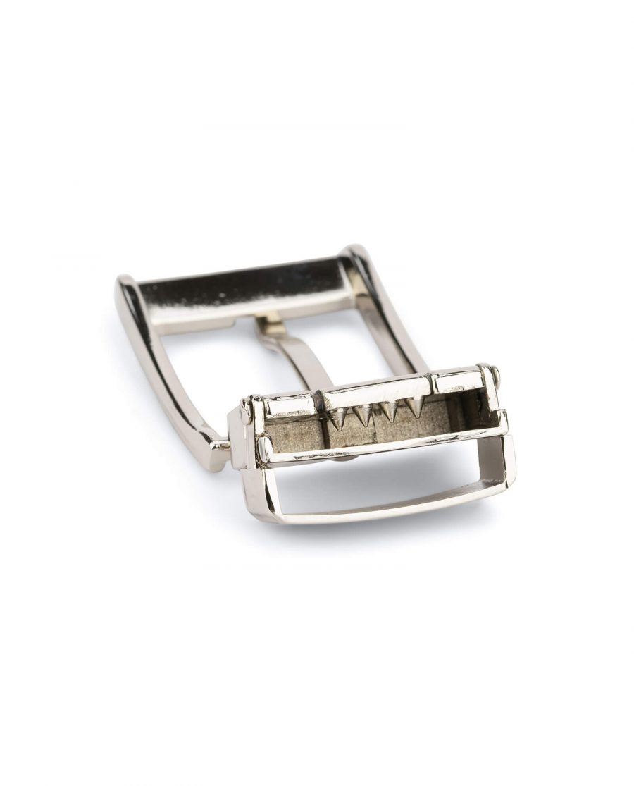 Replacement mens buckle for belts – 30 mm nickel CLSI35ARPL 5