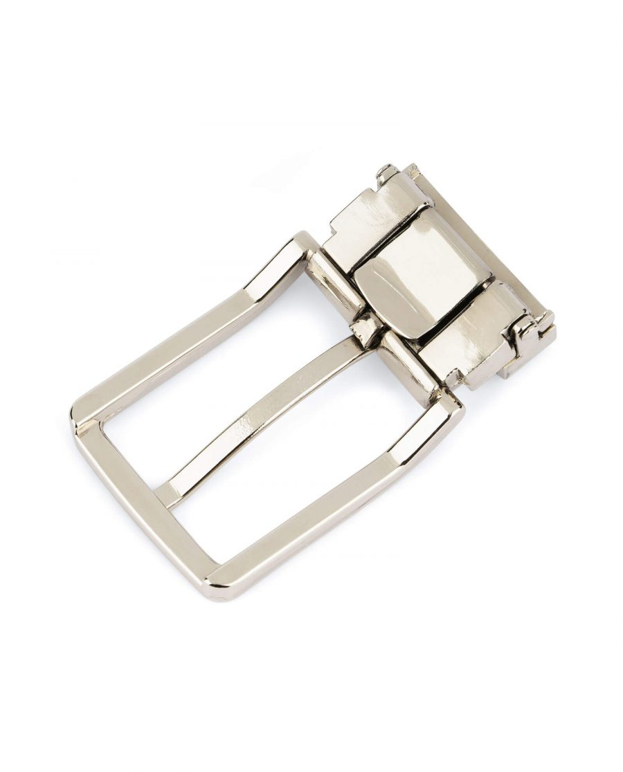 cheap belt buckle for mens belts – 30 mm nickel silver CHSI30NIAR 4