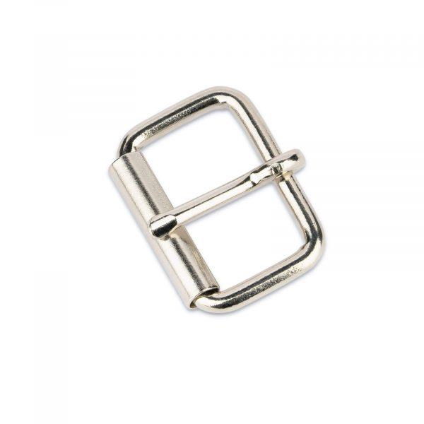 nickel roller buckle for belts 31 mm 1