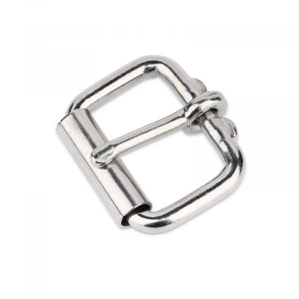 roller stainless steel belt buckle 31 mm 1