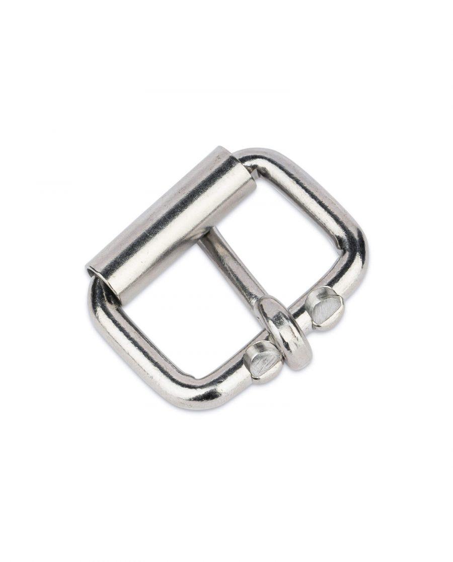 roller stainless steel belt buckle 31 mm 3