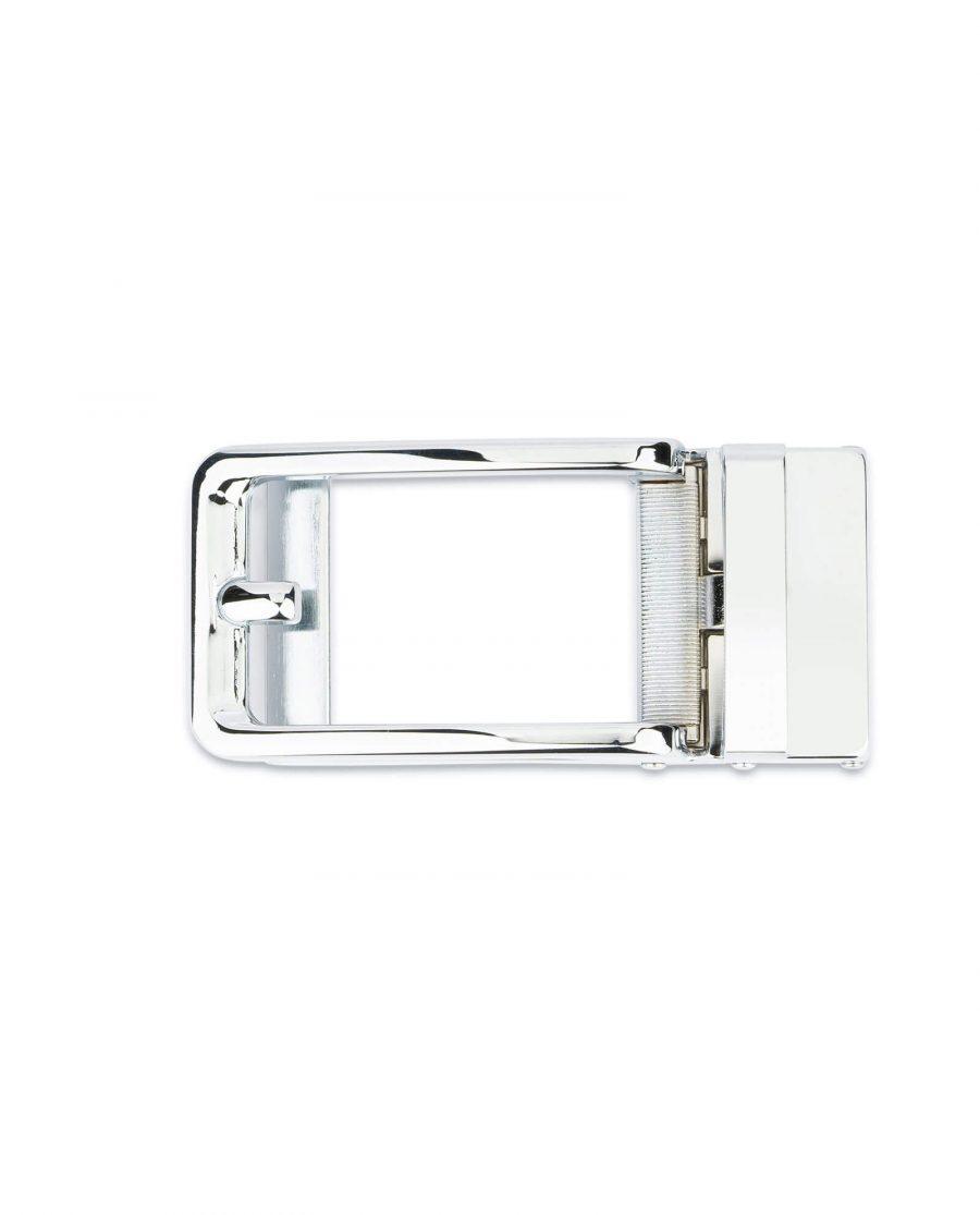 silver slide belt buckle for mens belts 3