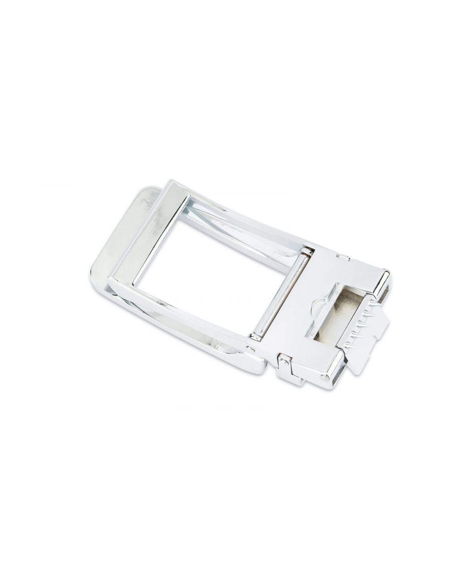 silver slide belt buckle for mens belts 4