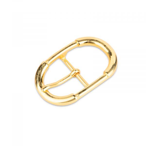 womens gold belt buckle 35 mm 1