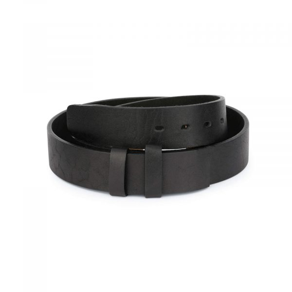 1 5 inch replacement full grain leather belt strap 0