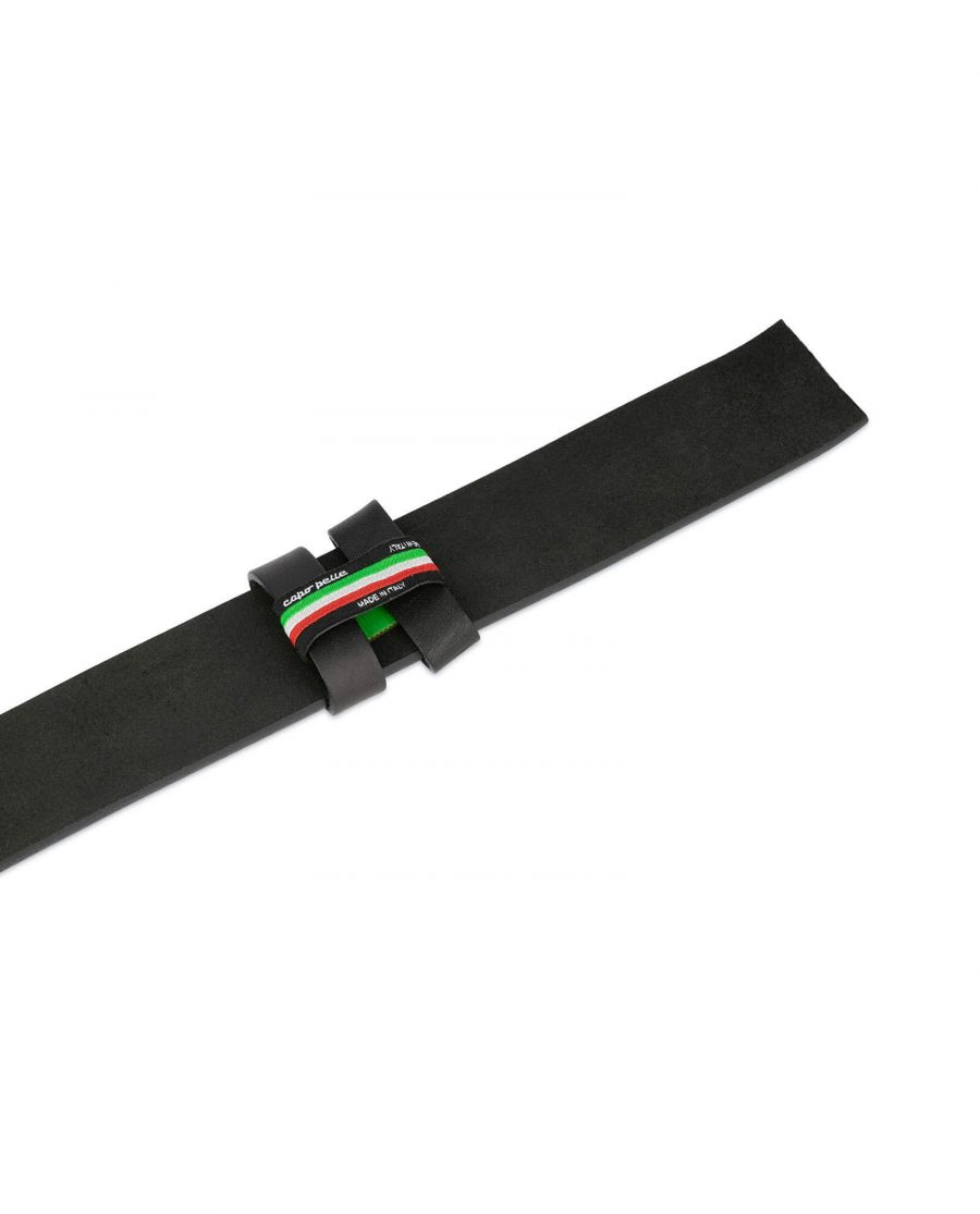 1 5 inch replacement full grain leather belt strap 2