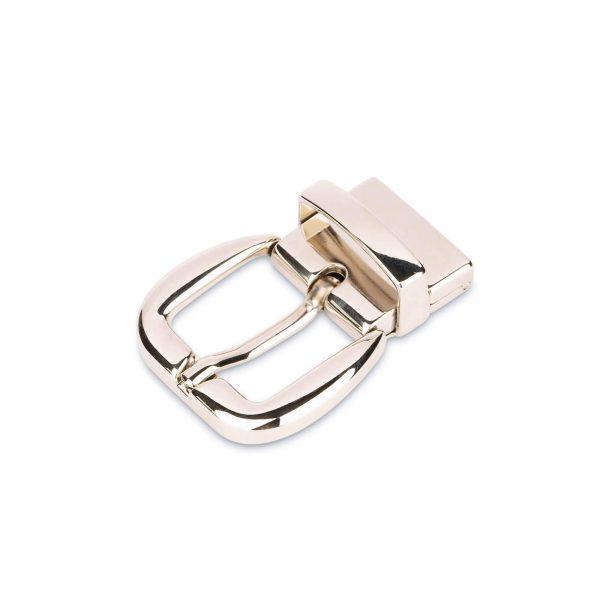 womens belt buckle reversible 25 mm 1