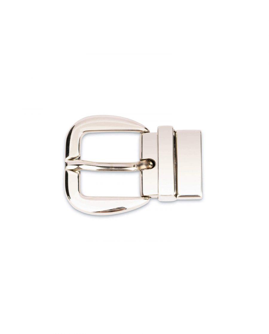 womens belt buckle reversible 25 mm 3