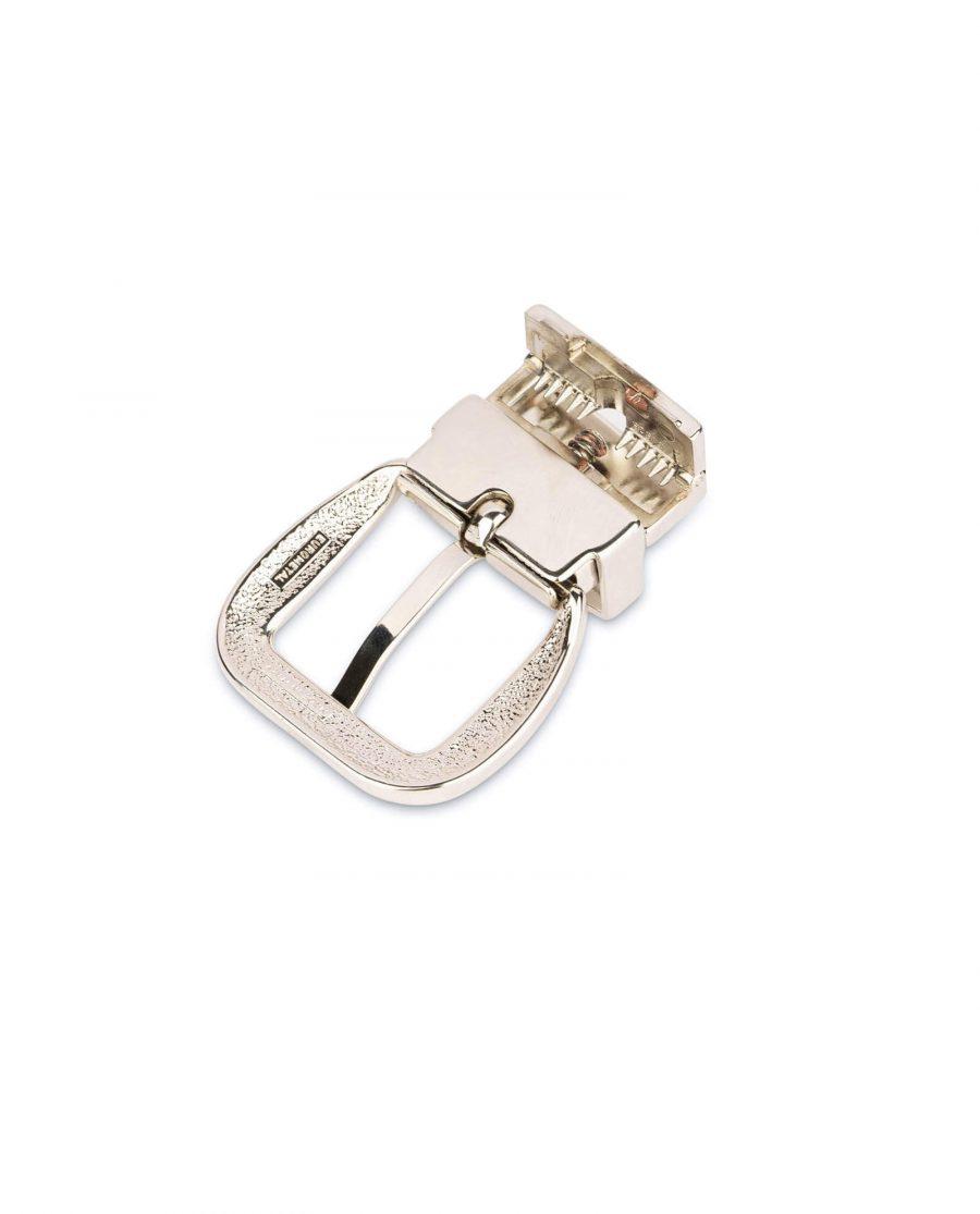 womens belt buckle reversible 25 mm 7